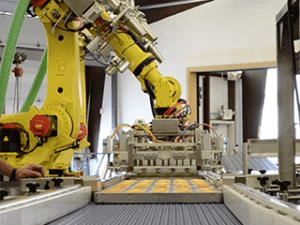 Baking Industry Robotic Automation Depanning
