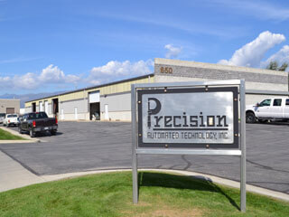Precision Automated Technology Based on North Salt Lake, Utah