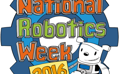 Happy National Robotics Week