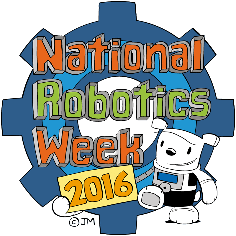 Happy National Robotics Week 2016 from Precision Automated Technology