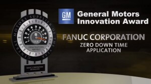 General Motors Fanuc Innovation Award