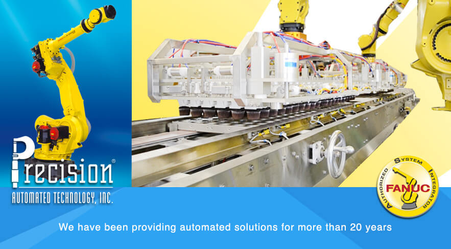 Precision Automated Technology Custom Robotics and Automation