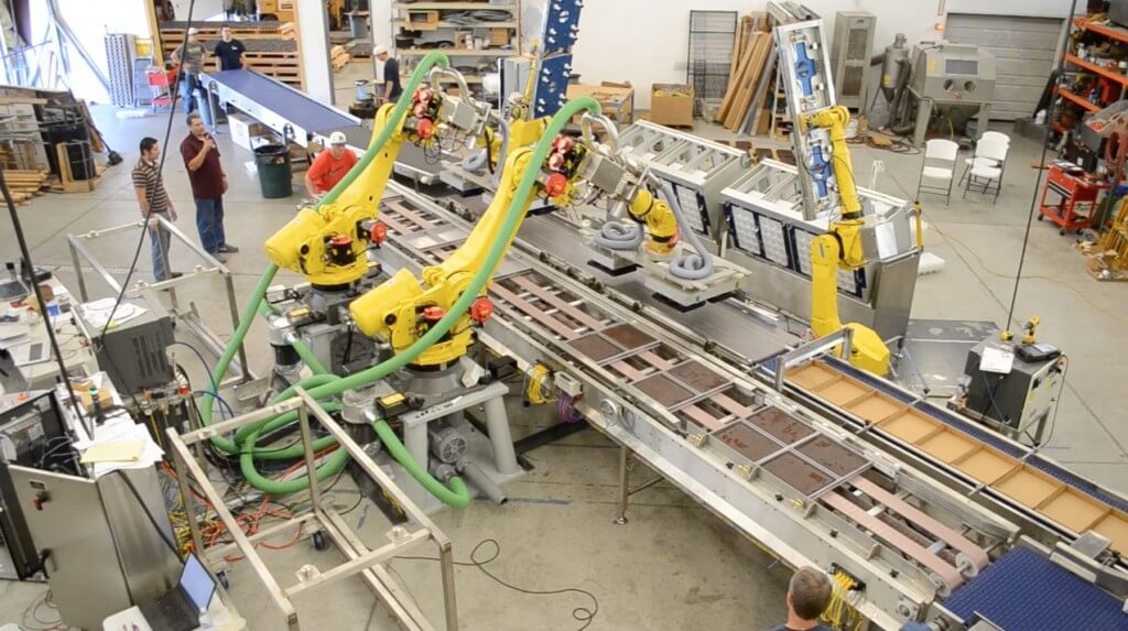 Robotic Automation Streamlines The Baking Industry