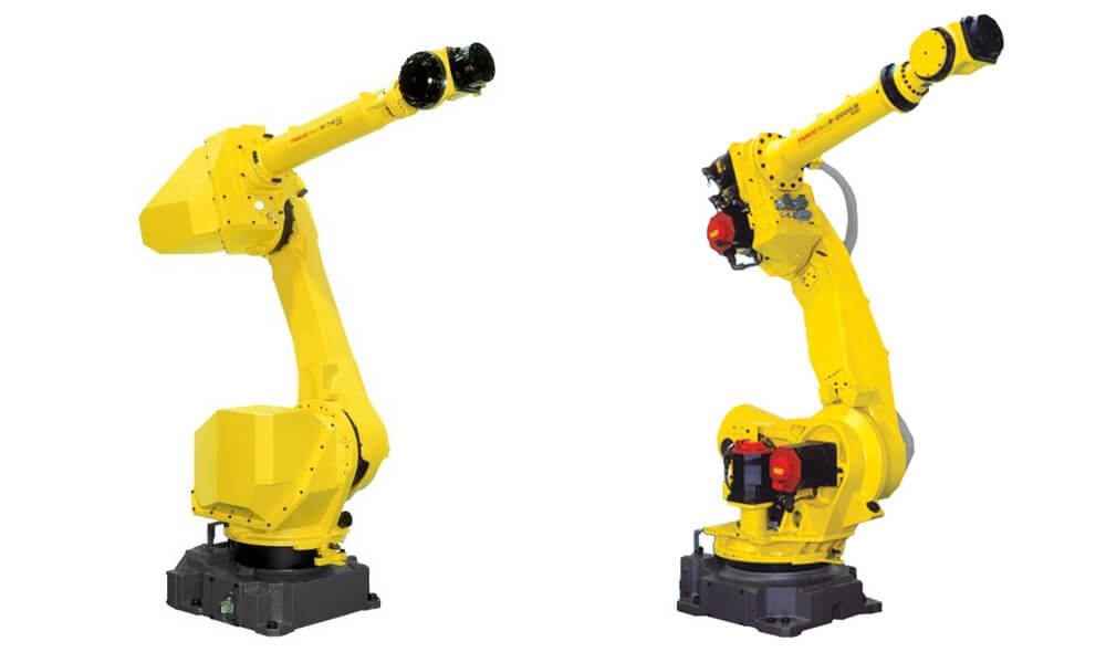 Fanuc M-710 And R-2000
