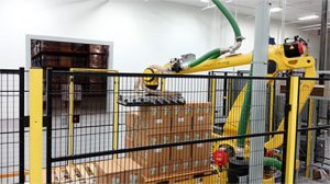 robotic milk carton palletizer sm
