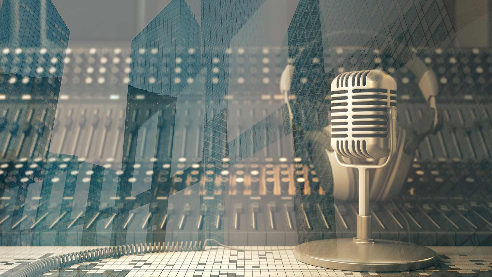 Precision Featured on Speaking on Business Radio Program